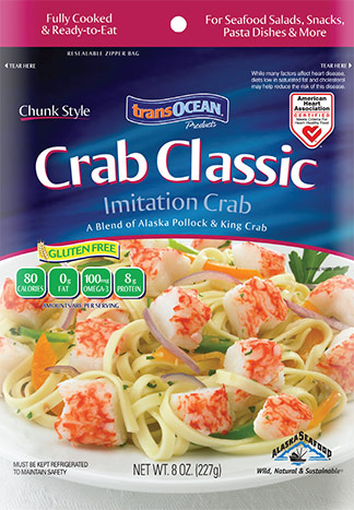 crab classic chunk style