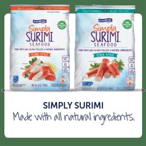 trans ocean seafood simply surimi