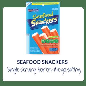 trans ocean seafood snackers