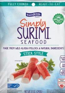 simply surimi stick style