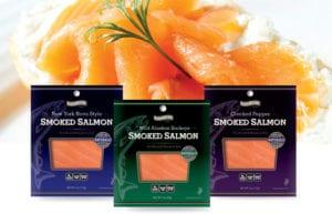 trans ocean smoked salmon