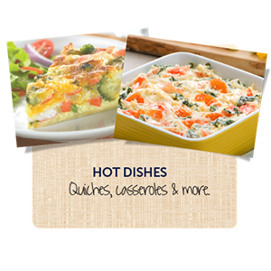 trans-ocean recipes hot dishes