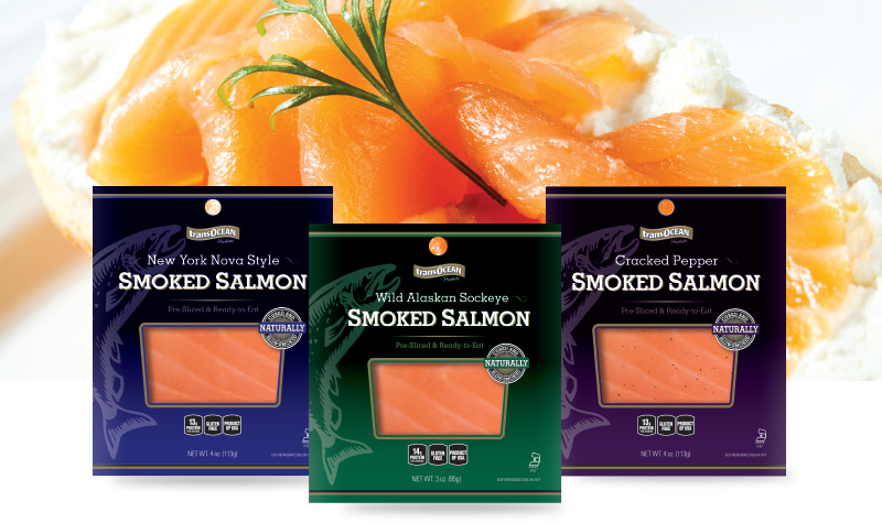 Smoked Salmon - Trans-Ocean Products
