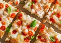 Margherita-Crab-Classic-Flatbread