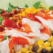 Crab Classic Cobb Salad