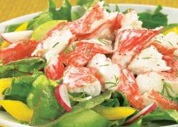 Really Simple Seafood Salad