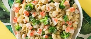 Crab-Classic-&-Broccoli-Pasta-with-Chardonnay-Sauce