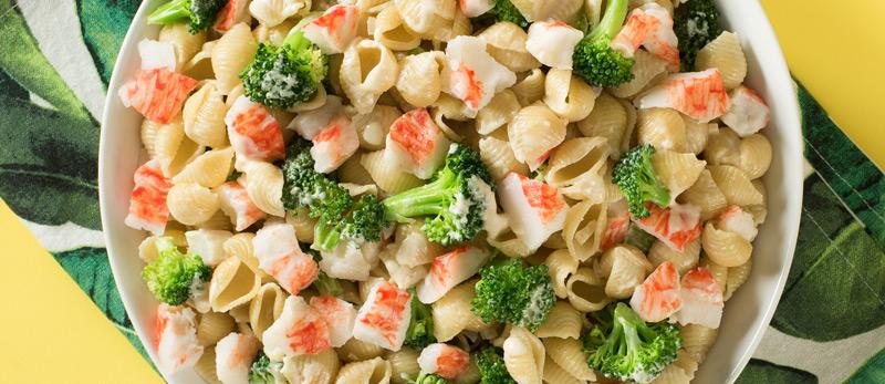 Crab-Classic-&-Broccoli-Pasta-with-Chardonnay-Sauce