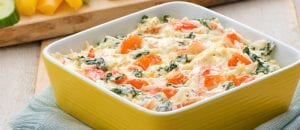 Kale-&-Crab-Classic-Dip-with-Parmesan-Cheese-
