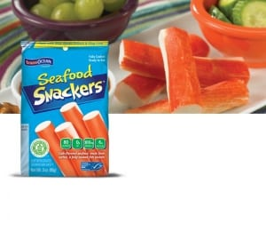 Seafood Snackers